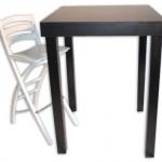 שולחן בר להשכרה
