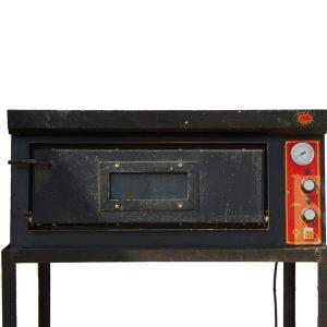 תנור פיצות חשמלי חד פאזי