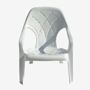 כיסא ים לבן