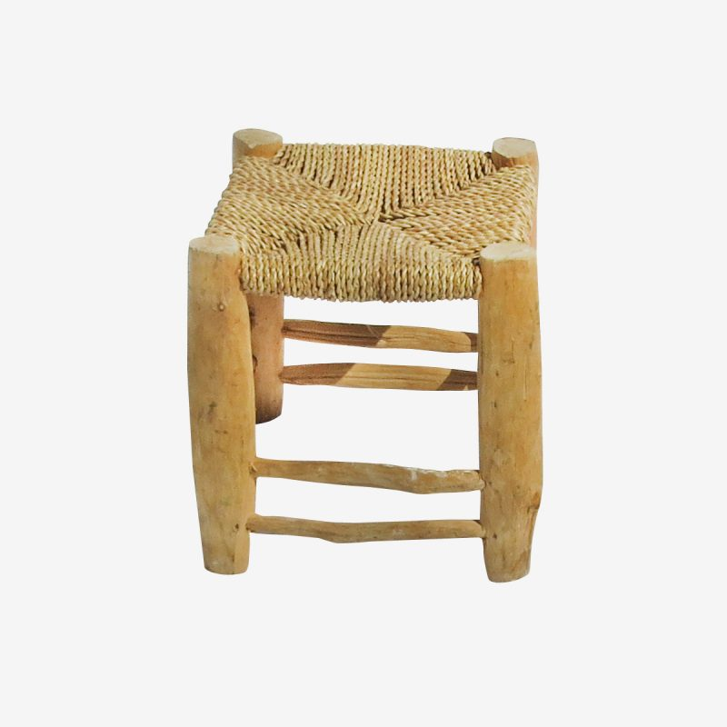 כיסא בדואי קש