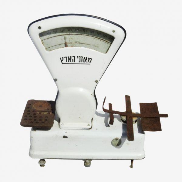 משקל מאזניים