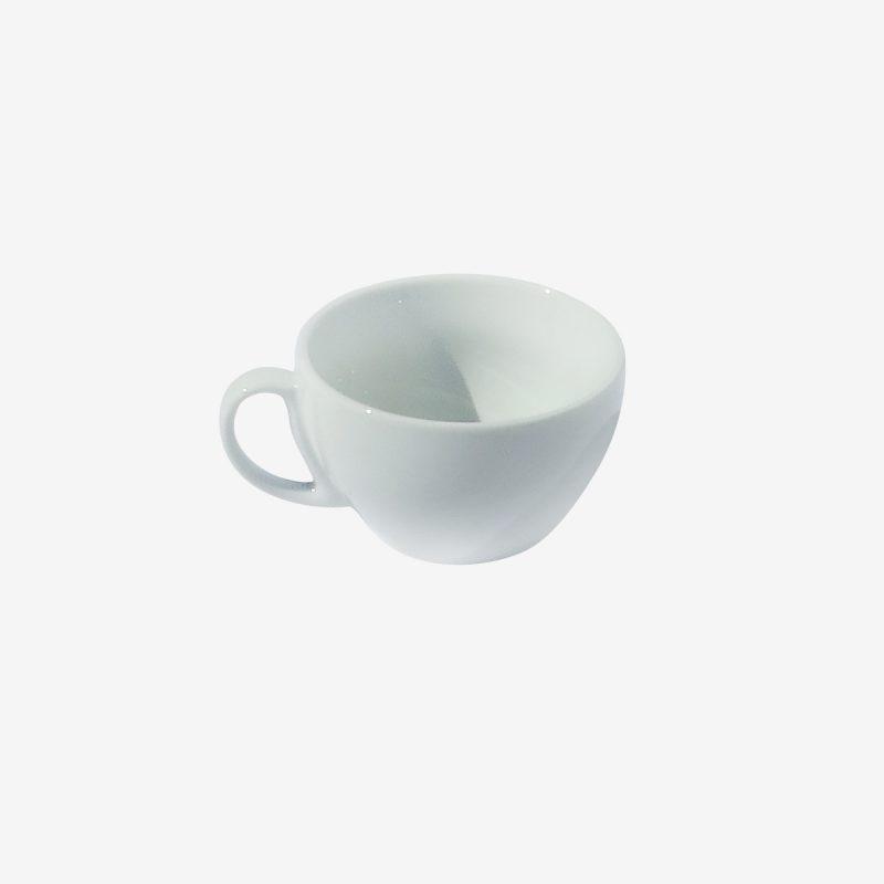 ספל קפה ג'מבו לבן