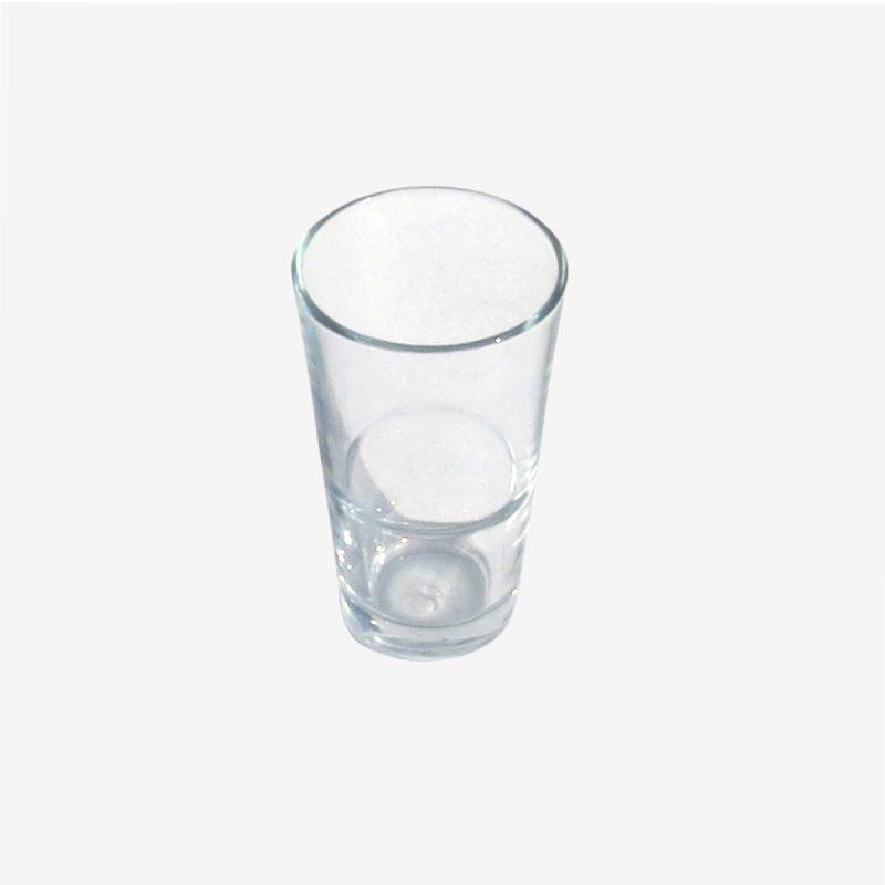 כוס זכוכית גרנדה לקפה