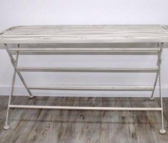 שולחן ברזל חדש