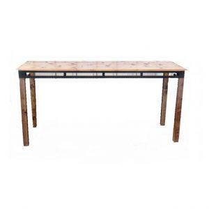 שולחן נוגוס צבע עץ 70/2.20