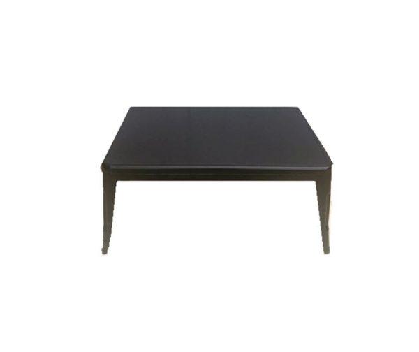 שולחן ברזל שחור